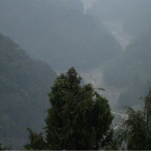 五峰山国家森林公园旅游景点攻略图
