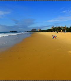 [三亚游记图片] 海南岛自驾游——海南-海湾、沙滩、温泉、美食、美女、酒店、景点,大搜罗。
