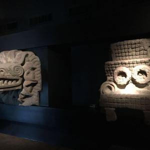 特奥蒂瓦坎地方文化博物馆旅游景点攻略图