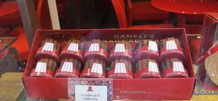 Caneles Baillardran Cafe3