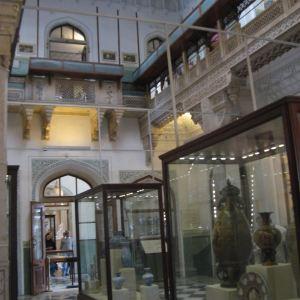 中央博物馆旅游景点攻略图