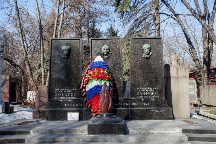 Novodevichy Cemetery4
