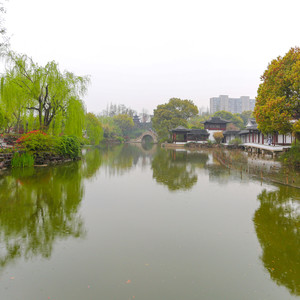 太仓游记图文-#心动春之旅#清明时节,烟雨江南游太仓