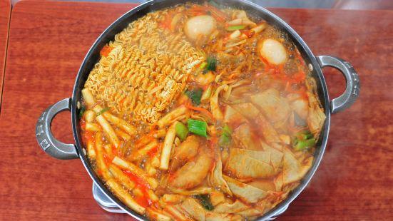 Ma Fulin Grandma Spicy Fried Rice Cake