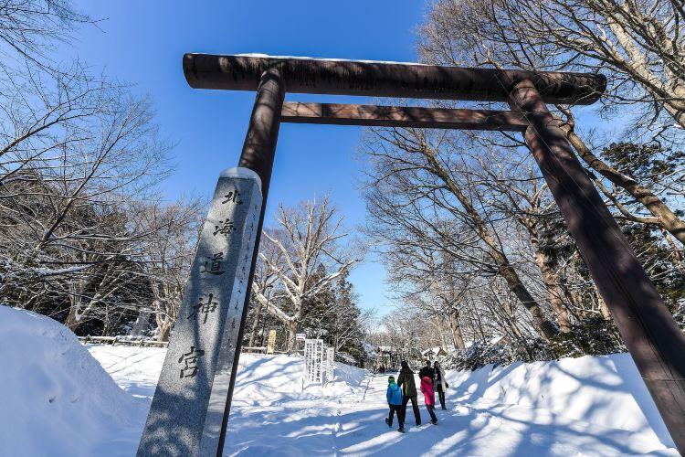 Hokkaido Shrine3