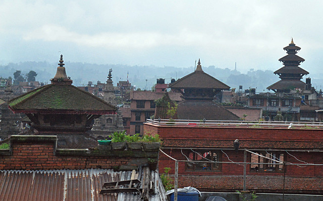 喜马拉雅山下的佛国——尼泊尔