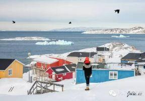 格陵蘭|寒冷的童話
