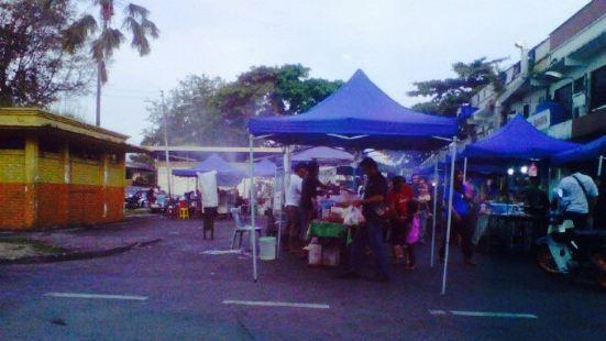 Pasar Malam Sembulan