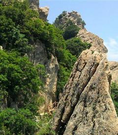 [西安游记图片] 2010年07月11日翠华山