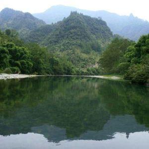 嘉山风景区旅游景点攻略图
