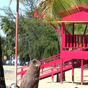 Carolina Beach旅游景点攻略图