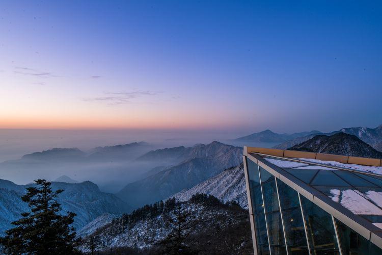 시링쉐산(서령설산)4