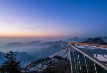 西岭雪山风光速览1日游