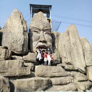 湖北鄂人谷生态旅游度假村旅游景点攻略图