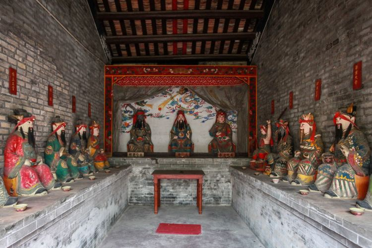 Nanshe Ming and Qing Ancient Village3