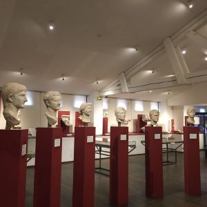 圣雷蒙德博物馆旅游景点攻略图