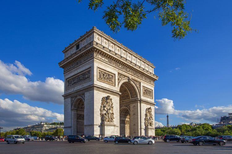 Arc de Triomphe de l'Etoile1