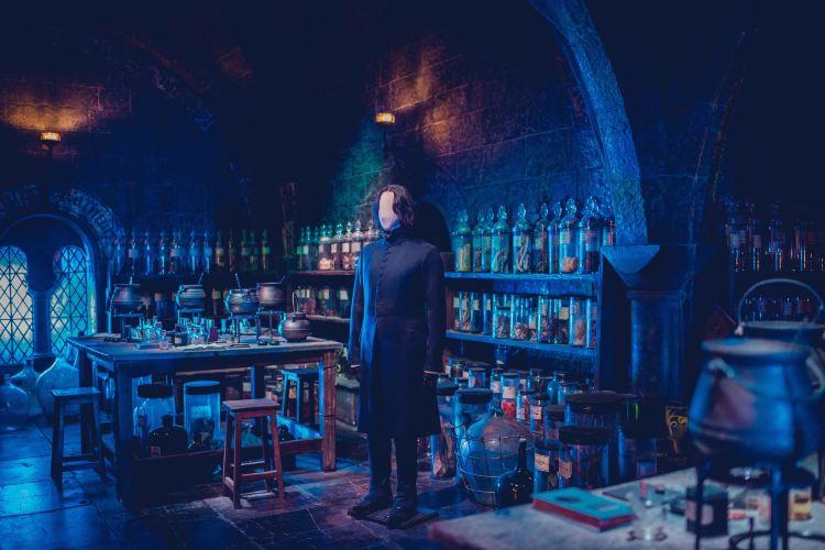 Harry potter studio(Warner Brother's Studio)2