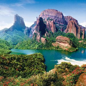 弋阳游记图文-江西龟峰 美景真是逆天啊  比龙虎山好玩儿多了