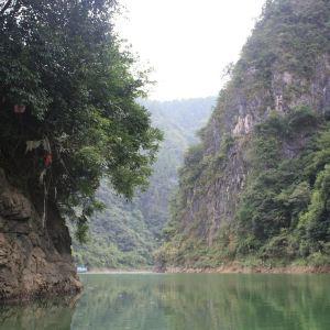 小溪旅游景点攻略图