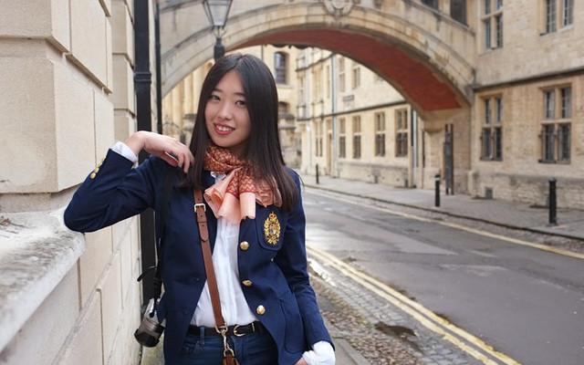 在学霸的光辉里:牛津&剑桥