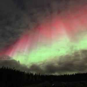 班夫国家公园游记图文-国庆加拿大炫彩极光之旅