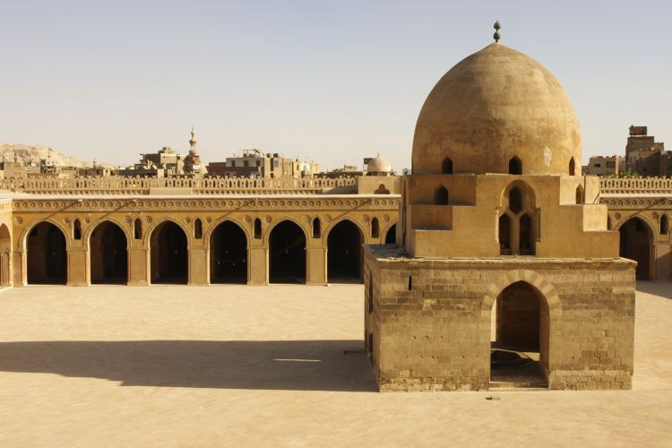 Mosque of Ibn Tulun1