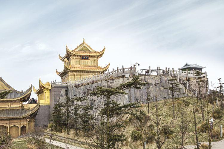 Golden Peak Temple4