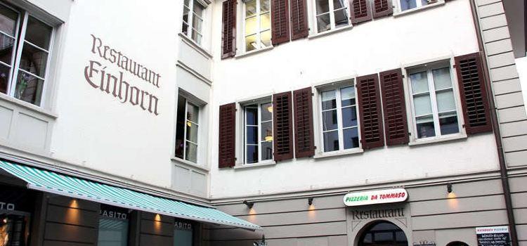 Restaurant Einhorn - Pizzeria da Tommaso