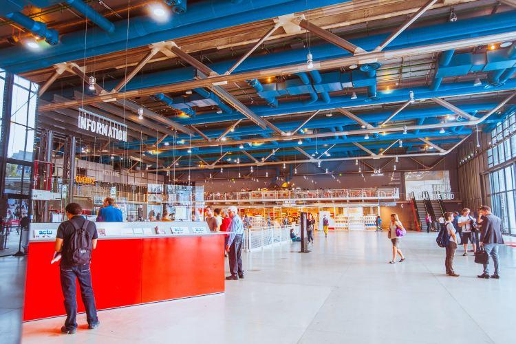 Centre Georges Pompidou1