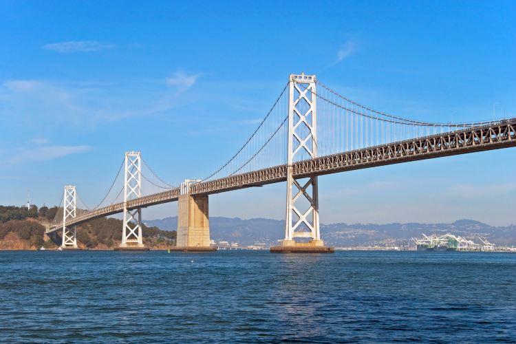 舊金山-奧克蘭海灣大橋1