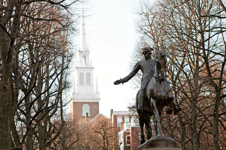 Statue of Paul Revere1