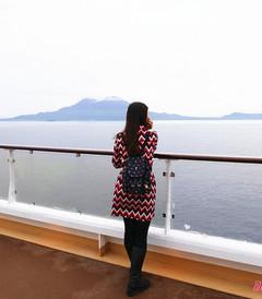 [鹿儿岛游记图片] #天海邮轮体验家#乘天海邮轮游日韩
