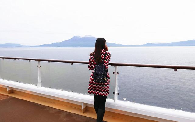 #天海邮轮体验家#乘天海邮轮游日韩