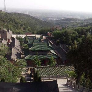 月山寺风景名胜区旅游景点攻略图