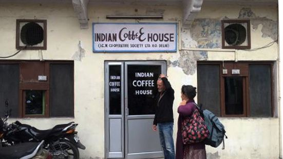 Indian Coffee House MI Road