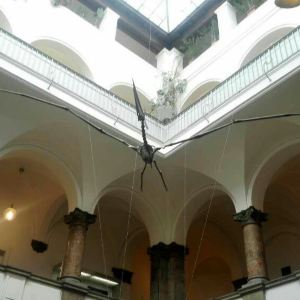 古生物博物馆旅游景点攻略图