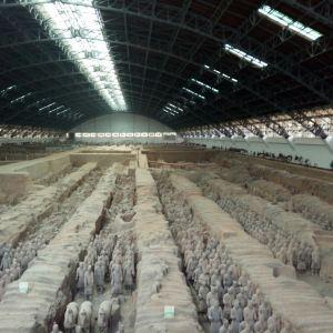 临潼博物馆旅游景点攻略图