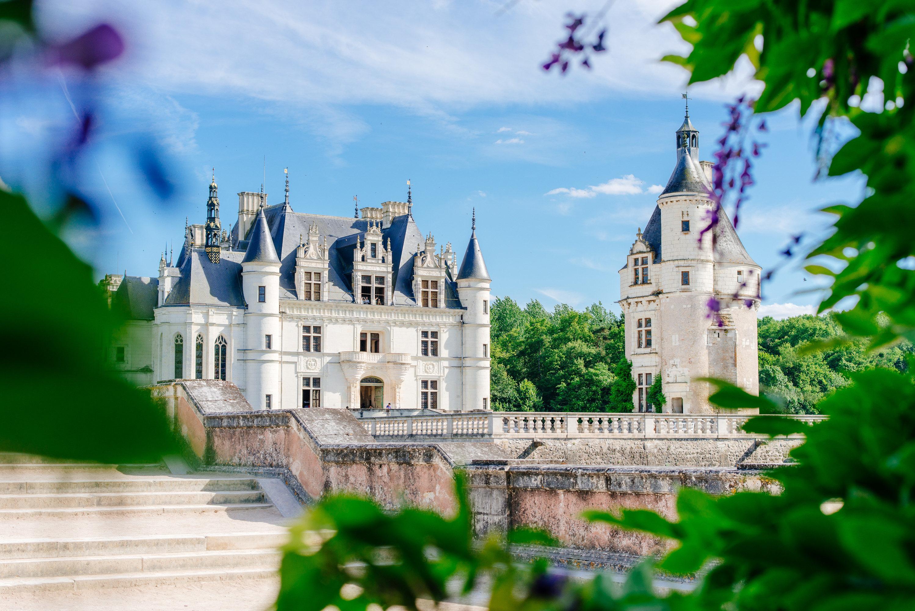 Chateau de Chenonceau旅游景点图片