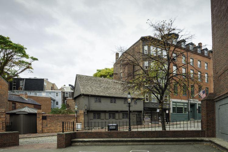 The Paul Revere House1
