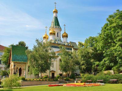 Sveti Nikolai Russian Church