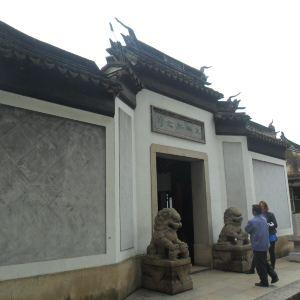 王韬纪念馆旅游景点攻略图