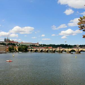 华沙游记图文-河流孕育城市-城市滋养河流-东欧游记