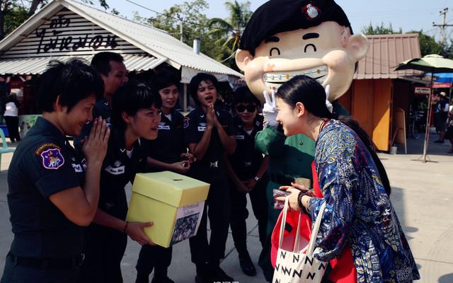 我跟泰国第N次约会,曼谷华欣5天嗨翻游。