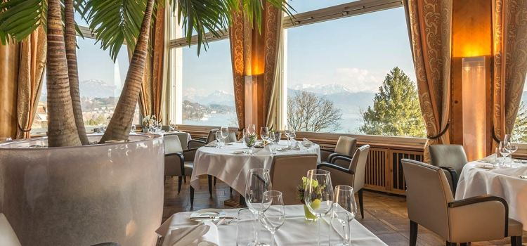 SCALA RESTAURANT - Art Deco Hotel Montana1