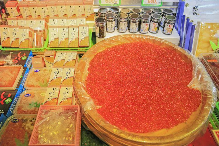 Hakodate Morning Market2