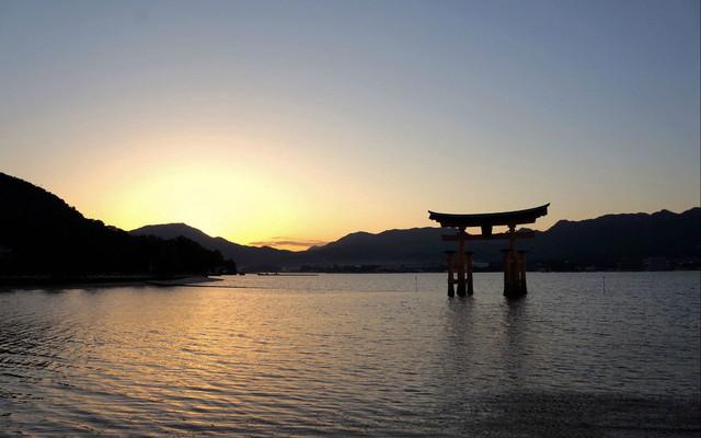 广岛+二分之一的四国 国庆游