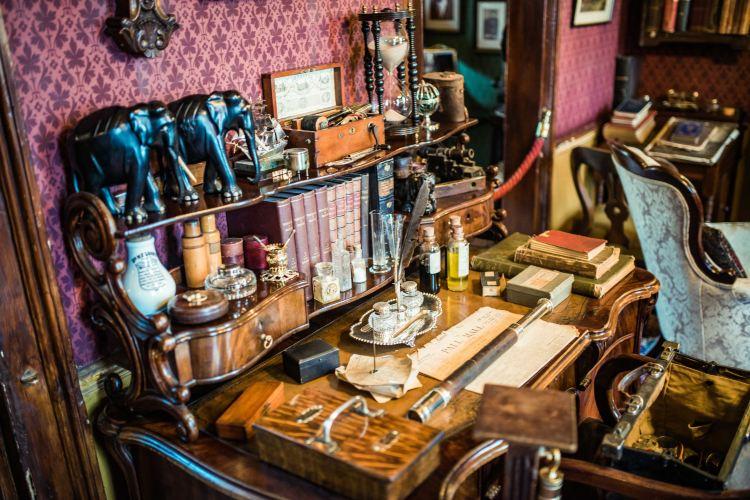 Sherlock Holmes Museum2