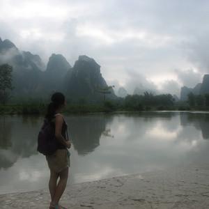 南宁游记图文-「行走于边境之上-大气磅礴而又婉约恬静的边陲小城」