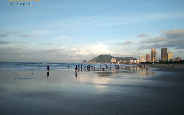 我心似海洋——马尾岛的雨与晴